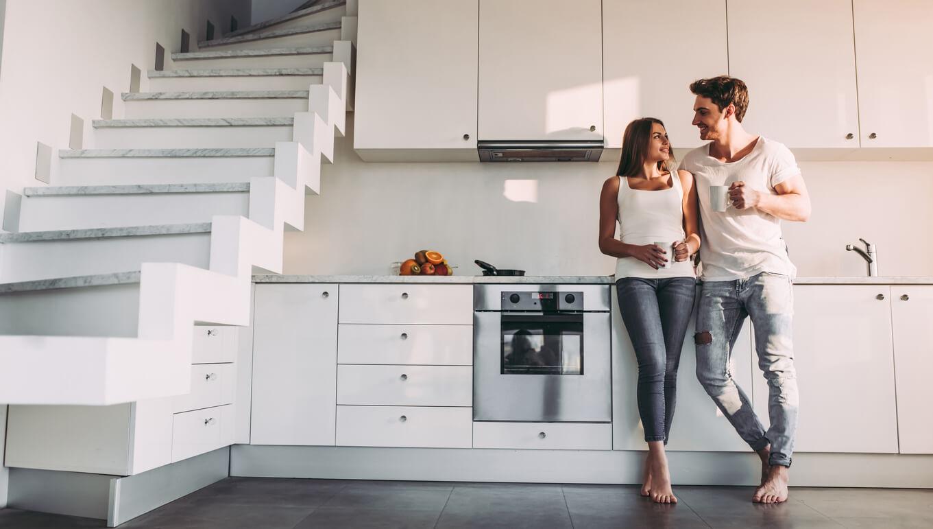 construction neuve jeunes couples