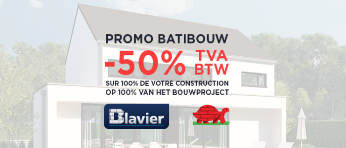 Batibouw 2021 Construction Bouwen Blavier