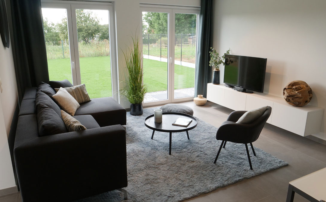 Maison témoin à Overijse - Blavier